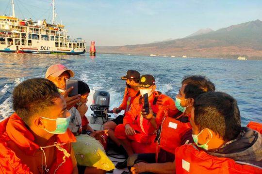 KMP Wicitra Dharma kandas akibat mati mesin di perairan Lombok