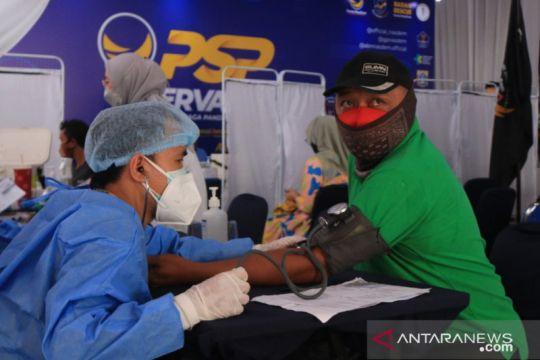 PSP Bervaksin selesaikan 15.219 dosis vaksin warga Jabodetabek
