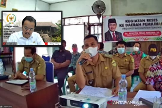 Anggota DPD: Peredaran narkoba semakin masif di perdesaan Kalteng
