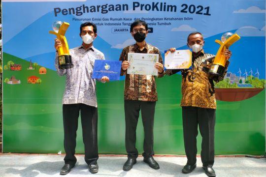 Jawa Tengah borong penghargaan Proklim 2021 dari KLHK