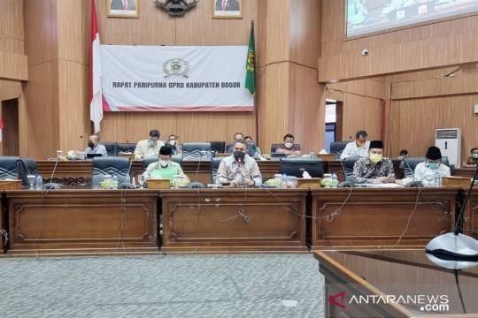 DPRD Bogor mendorong pemerintah kedepankan Inovasi susun APBD