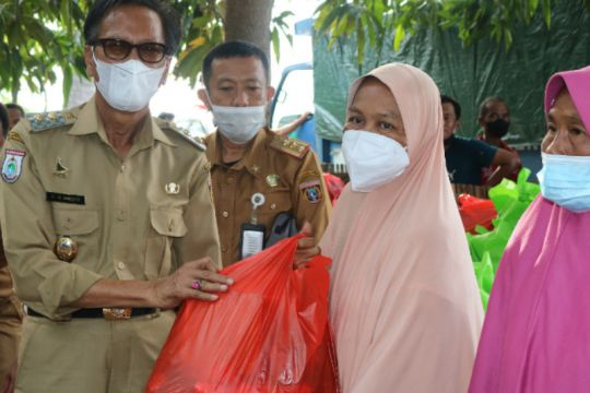 Kemensos bantu 23 KK korban angin puting beliung di Polewali Mandar