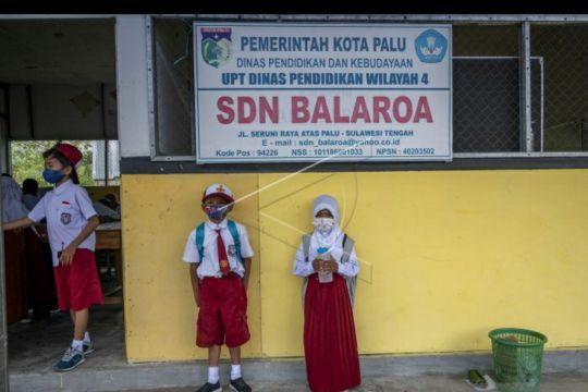 Kasus aktif COVID-19 di Sulawesi Tengah tinggal 0,45 persen