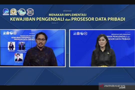 Ketua Komisi I DPR tekankan pentingnya peran strategis pengendali data