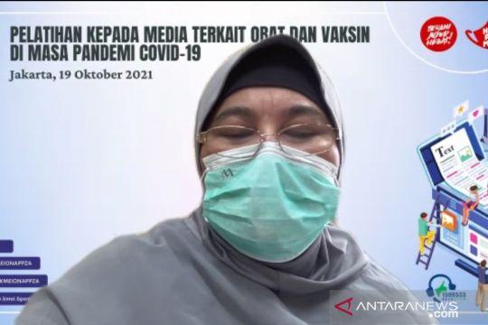Tiga perusahaan farmasi Indonesia bersiap impor obat Molnupiravir