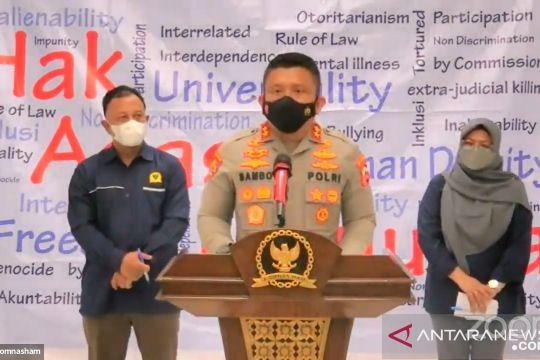 Polri ajak masyarakat ikut berperan aktif awasi kinerja polisi