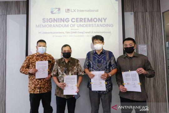 Zebra Nusantara dan LX International berkolaborasi di sektor logistik