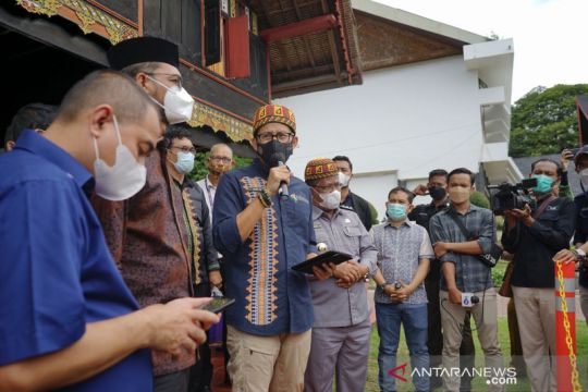 Menparekraf sebut ingin kuliner Mie Aceh bisa jajaki pasar Eropa