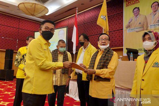 Akbar Tandjung minta Golkar Sumbar optimalkan kader hadapi Pemilu