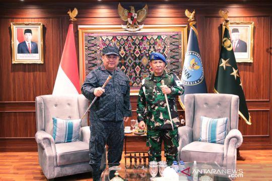 Puspom TNI dukung BNN dalam pemberantasan narkotika