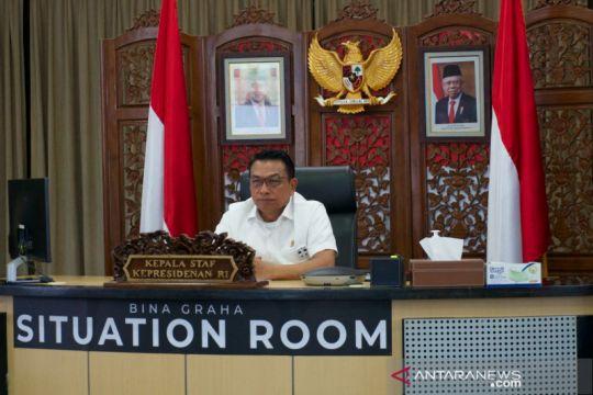 Moeldoko: Jangan ada ruang abu-abu dalam tata kelola ekspor impor