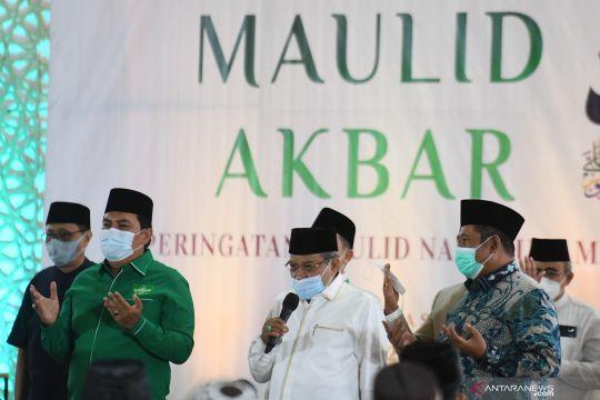 Peringatan Maulid Nabi di Masjid Istiqlal