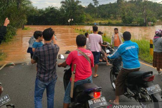 10 desa di Bengkulu Tengah terendam banjir