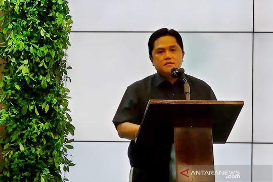 Erick Thohir: Transformasi BUMN hasilkan laba bersih naik 356 persen