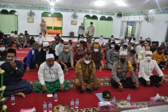Warga Muslim Jayawijaya-Papua rayakan Maulid Nabi