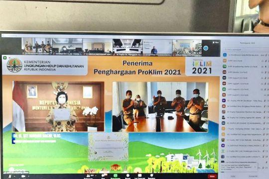 Kabupaten Balangan terima penghargaan Proklim dari KemenLHK