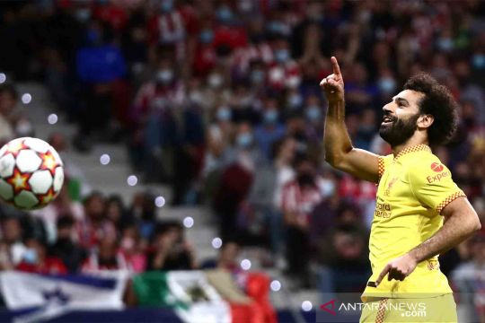 Liga Champions : Liverpool tekuk Atletico 3-2