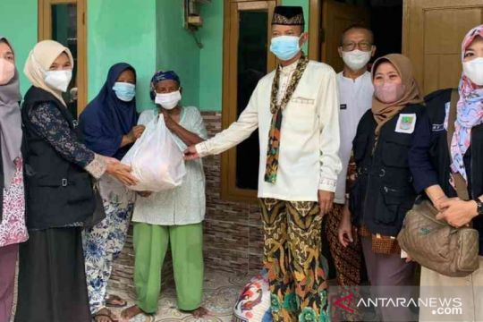 1.644 anak terdampak COVID-19 terima bantuan di Bekasi