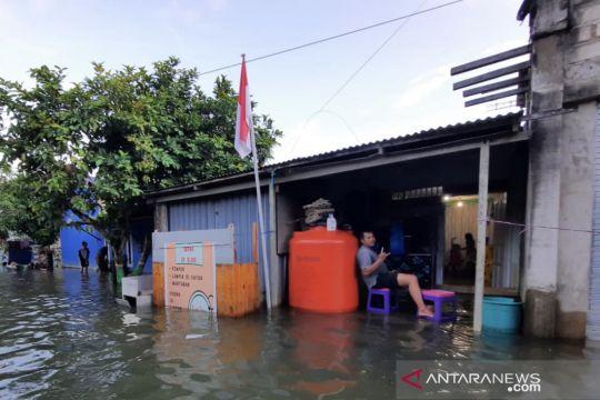 Dinsos Kaltim turunkan tim Tagana bantu korban banjir Samarinda