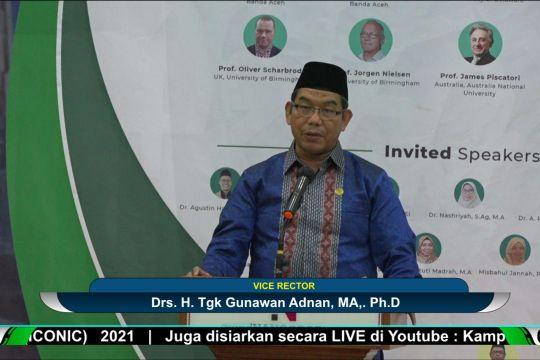 Guru besar dari beberapa negara jadi pembicara Iconic