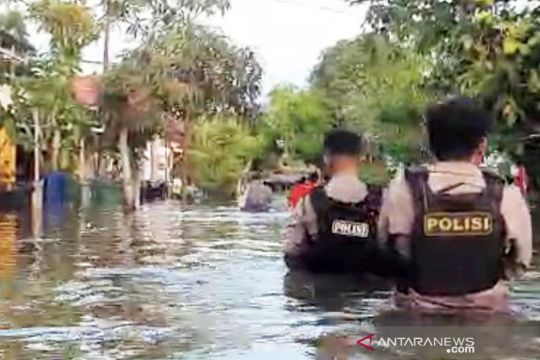Banjir di Kota Samarinda, 9.444 jiwa terdampak