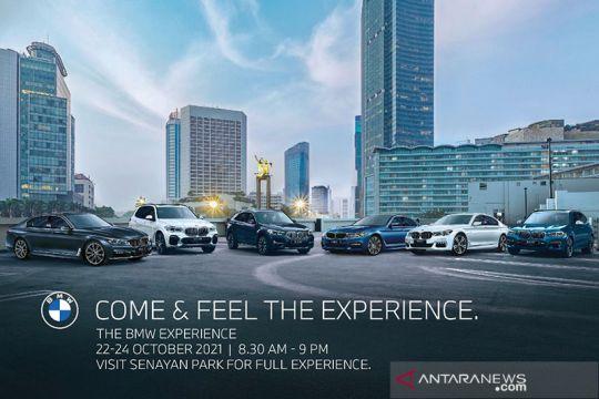 BMW Group Driving Experience 2021 dihelat dengan prokes ketat