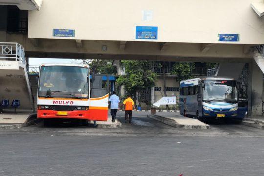 Sistem satu pintu masuk Yogyakarta diuji coba untuk bus pariwisata