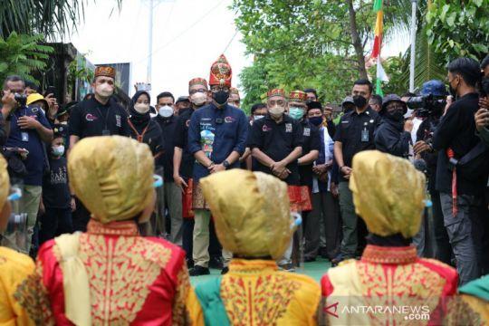 Menparekraf jadikan Nusa desa wisata pertama berbasis edukasi bencana