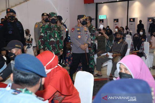 Panglima TNI apresiasi lulusan Akabri '99 bantu percepatan vaksinasi