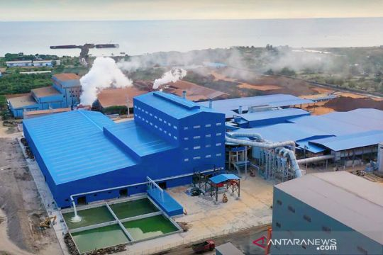 PLN tambah pasokan listrik 90 MVA untuk smelter di Bantaeng Sulsel