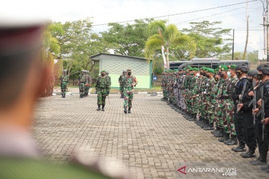 Danrem Antasari: Jaga kondusifitas untuk kelancaran kunjungan presiden