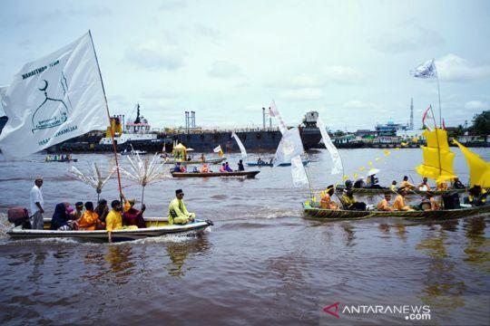 Pemkot Pontianak akan kemas karnaval air jadi agenda wisata