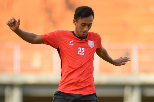 Sultan Samma ajak pemain Borneo fokus laga kontra PSM