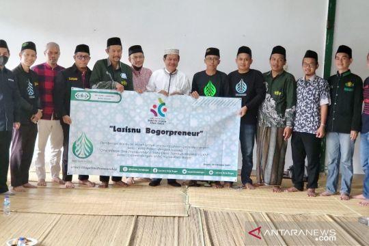 """Sambut Hari Santri Nasional, LAZISNU luncurkan """"Bogorpreneur"""""""