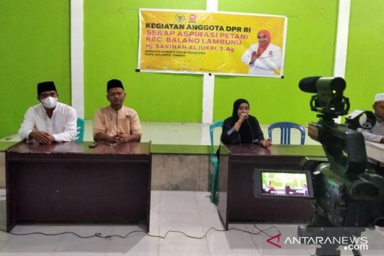 Anggota DPR Sakinah Aljufri mendukung pemekaran DOB di Sulawesi Tengah