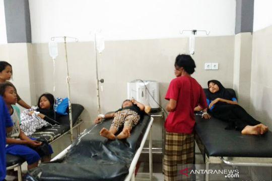 Puluhan pelajar di Lombok Tengah keracunan makanan