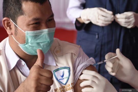 Level PPKM di Sumsel meningkat karena cakupan vaksinasi rendah