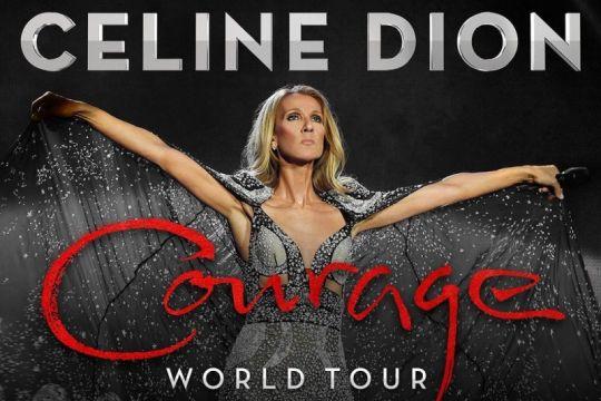 Celine Dion batalkan tur konser karena masalah kejang otot