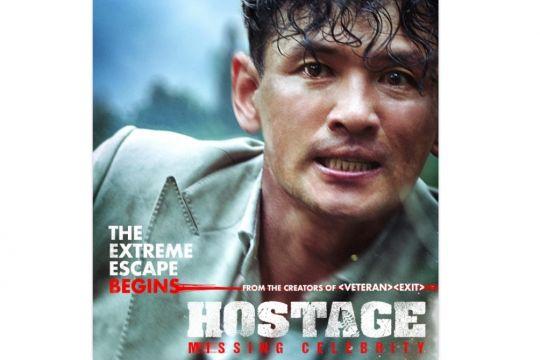 """""""Hostage: Missing Celebrity"""" tayang di bioskop mulai 27 Oktober"""