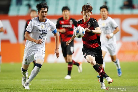 Liga Champions AFC:  Ulsan Hyundai vs Pohang Steelers