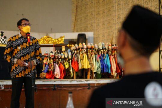 Pemkab Garut dukung Festival Pedalangan untuk lahirkan dalang hebat