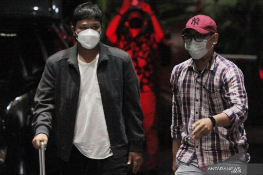 KPK geledah kamar tahanan Andi Putra terkait unggahan di Facebook