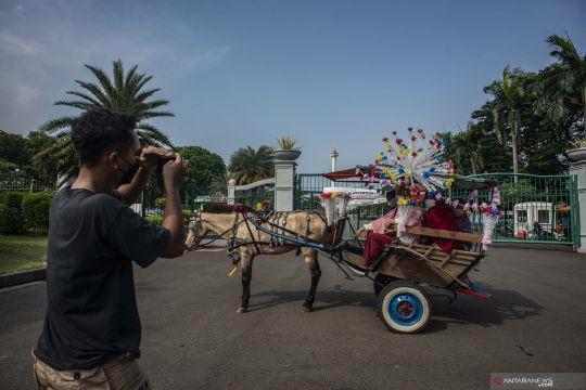 Wisata kawasan Monas Jakarta