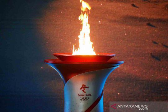 Api Olimpiade Musim Dingin Beijing 2022