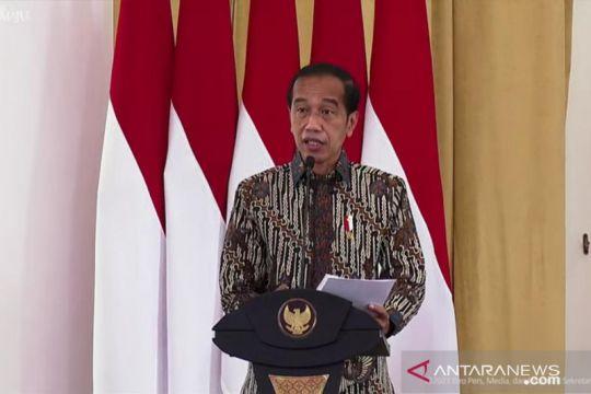 Presiden Jokowi minta kepala daerah pacu dan manfaatkan peluang ekspor