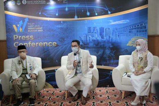 West Java Investment Summit 2021 tawarkan 31 proyek