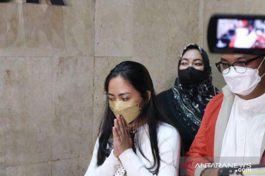 Rachel Vennya minta maaf usai diperiksa Polda Metro Jaya