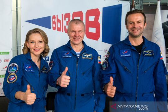 Sutradara Rusia ingin produksi film di bulan dan Mars