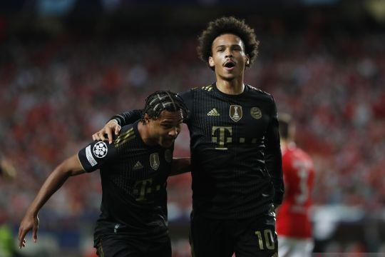 Bayern Muenchen permalukan Benfica dengan skor 4-0