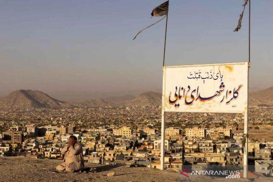 Pria bersenjata tembak mati imam masjid di Afghanistan
